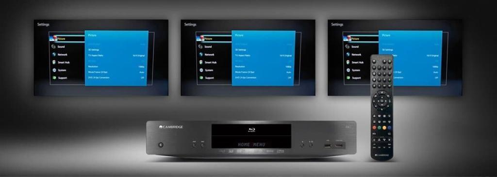 Cambdrige Audio CXU