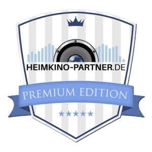 Premium Edition Support Check Einstellungen Heimkinopartner Logo