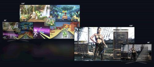 Optoma UHD42 Gaming Mode