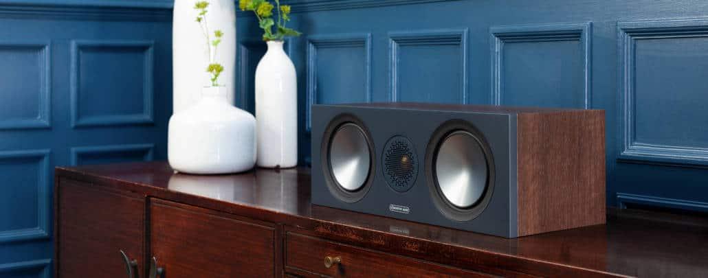 Montior Audio Bronze C150