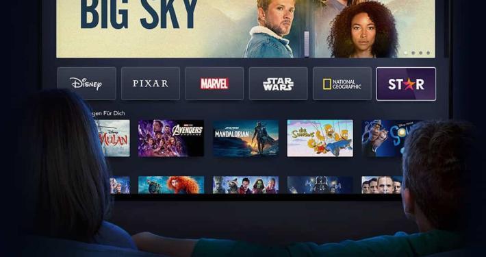 Disney+: Star alles zu den neuen Filmen & Serien