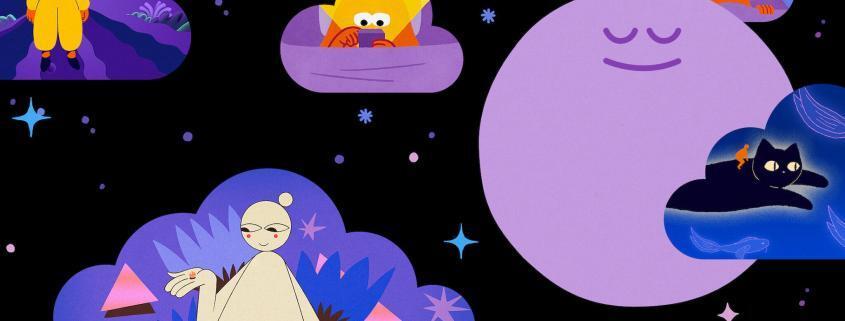 Headspace: Eine Schlafanleitung