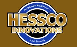 A-Hessco Roadside Assistance & Towing Innovations Logo