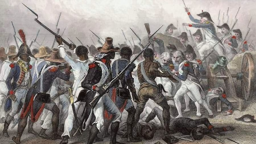 The Haitian Revolution: The Slave Revolt Timeline in the Fight for Independence 1
