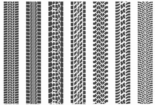 Tread Pattern Types