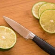 Types of Kitchen Knives - Paring Knife