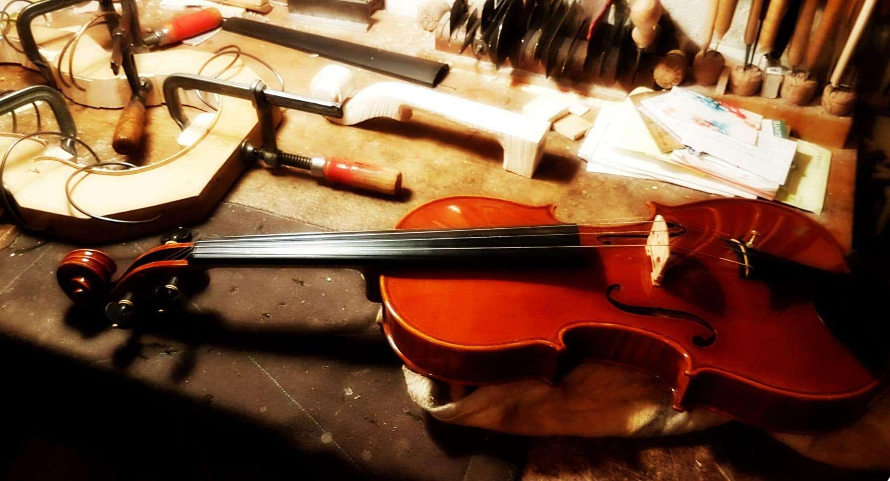 A maravilhosa arte dos violinos de Cremona