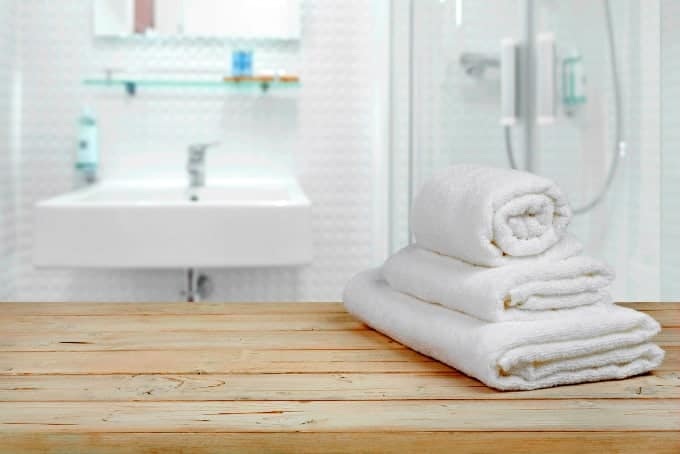 How to Get Makeup Stains off of Towels