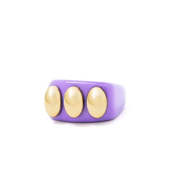 Lilac Knuckle Duster La Manso