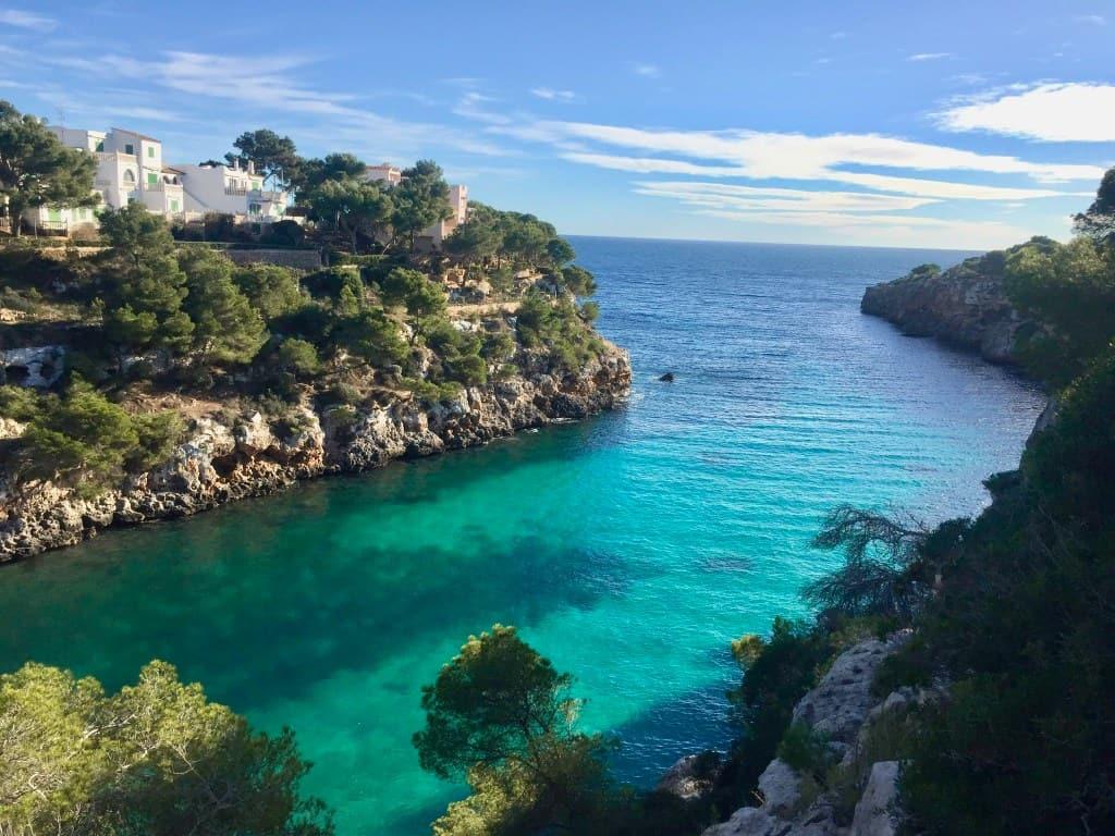 Jede Woche neue Mallorca Nachrichten auf dieser Seite - im Bild die Cala Pi