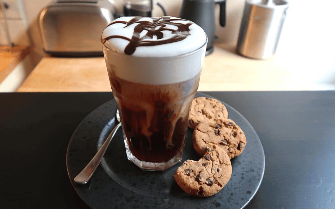 Chocolate Cold Brew with Cold Foam – Recipe