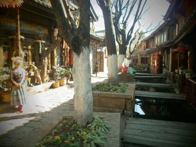 China Yunnan Antigua ciudad de Lijiang 500x375 - Best places to see in Lijiang: old town and surroundings