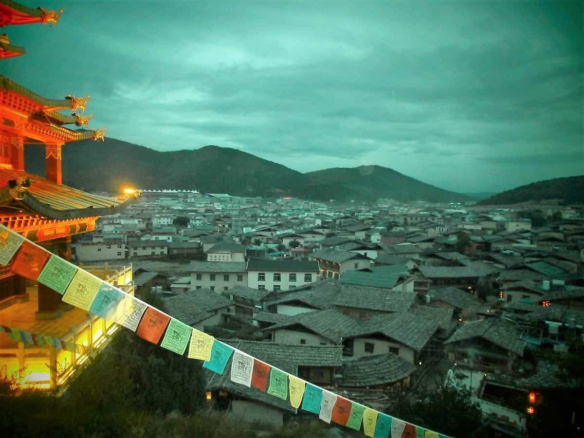 Yunnan Shangrila parte antigua - Viaje organizado a Yunnan: 12 días en China con chófer y guía