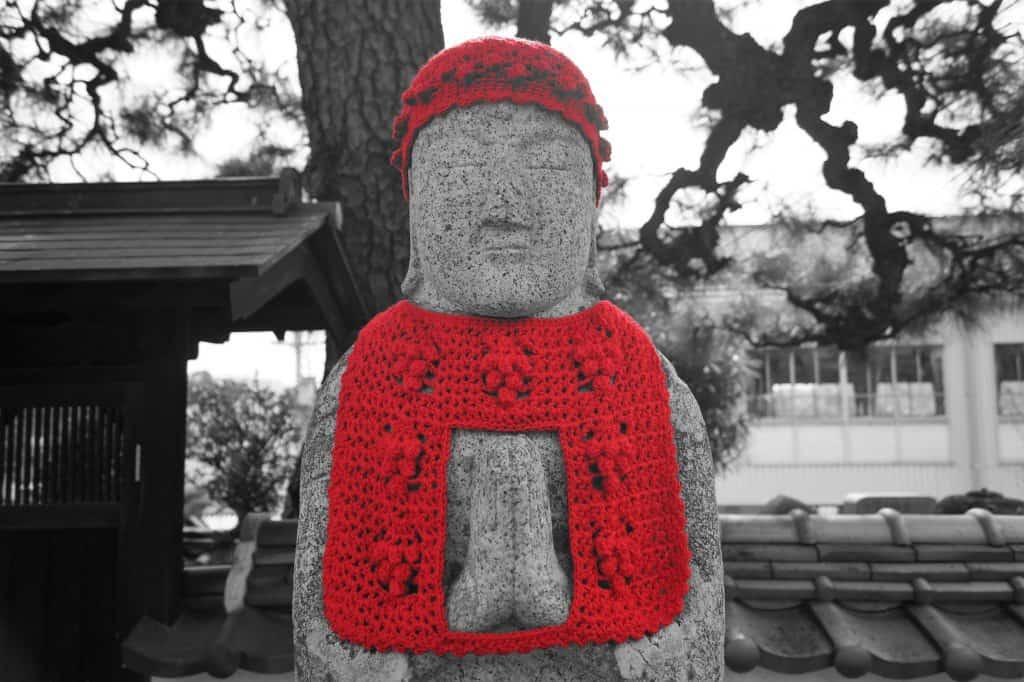 Japón Escultura budista 1024x682 - Onomichi, travel guide to the city of temples