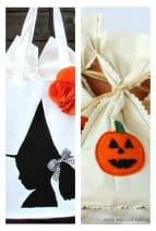 5 Easy DIY Halloween Treat Bags