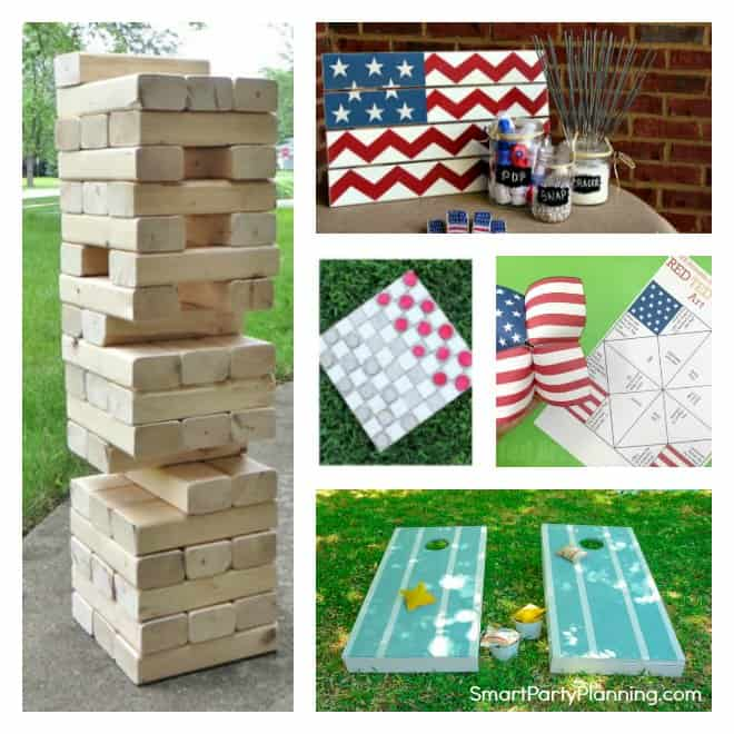 Easy 4th of July Party Games