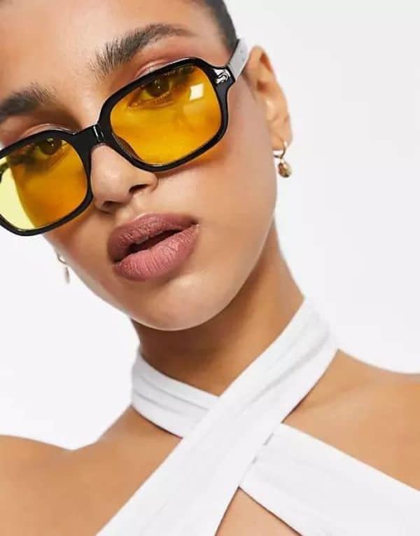 Square Sunglasses ASOS