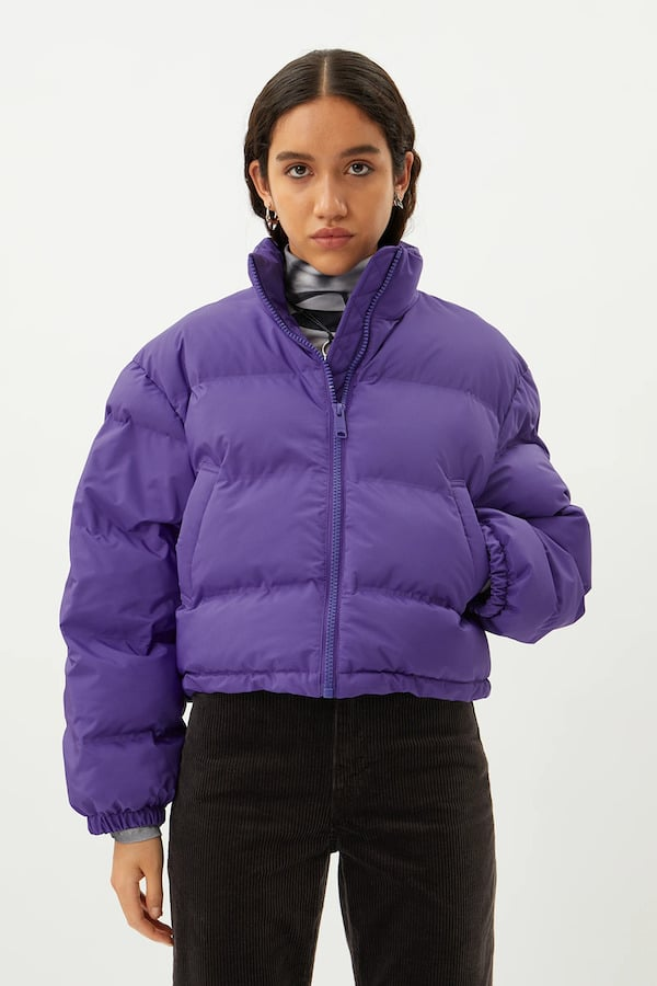Weekday Promise Cropped Puffer