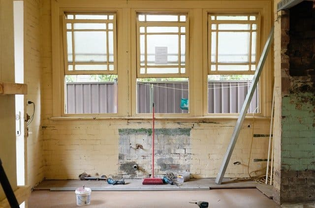 building emergency fund to repair your home