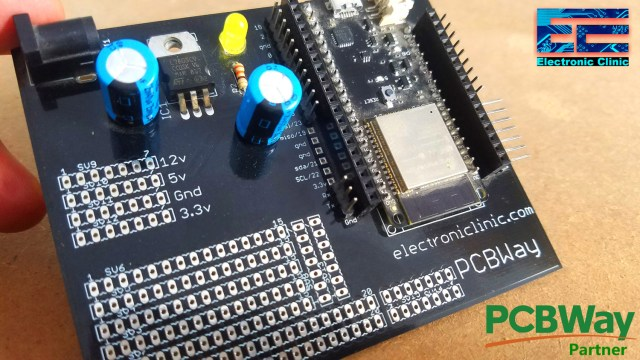 IoT Power relay 100A relay pcbway circuit