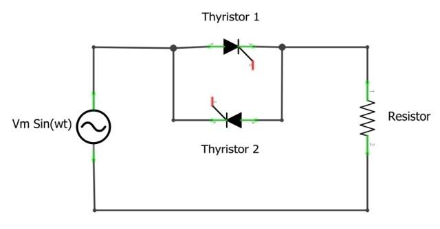AC voltage controller