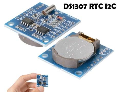 DS1307 Raspberry Pi