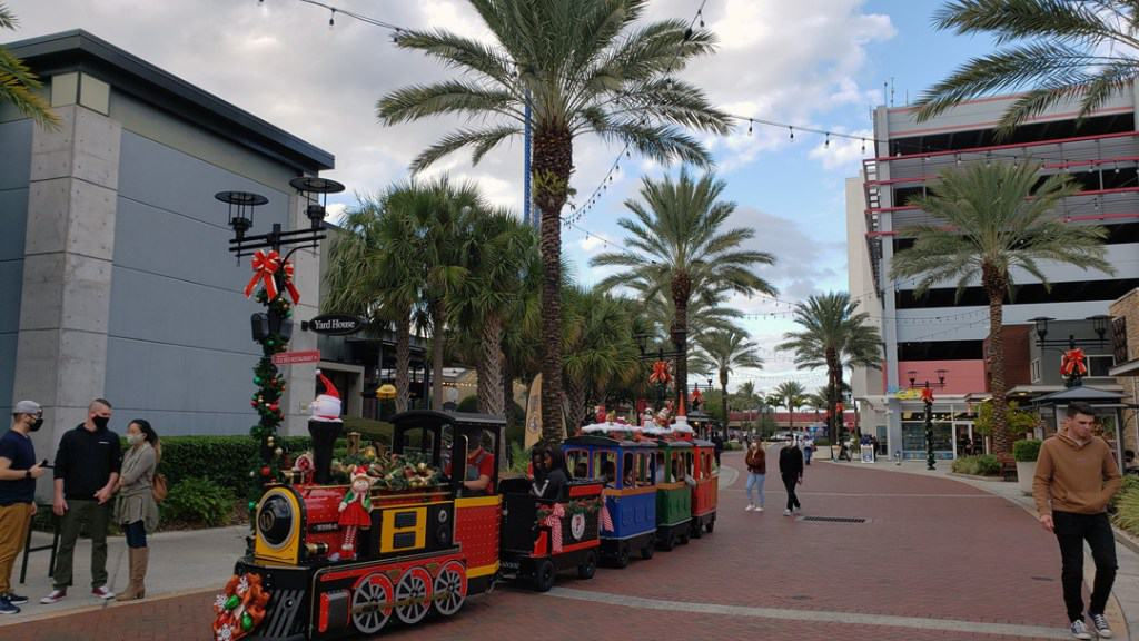 Train at ICON Park Orlando