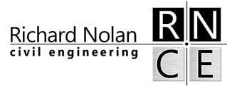 richard nolan logo - web design eire