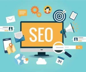 Search engine optimization - web design eire
