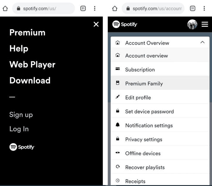 how-to-set-parental-control-on-spotify-family-accounts-mobile