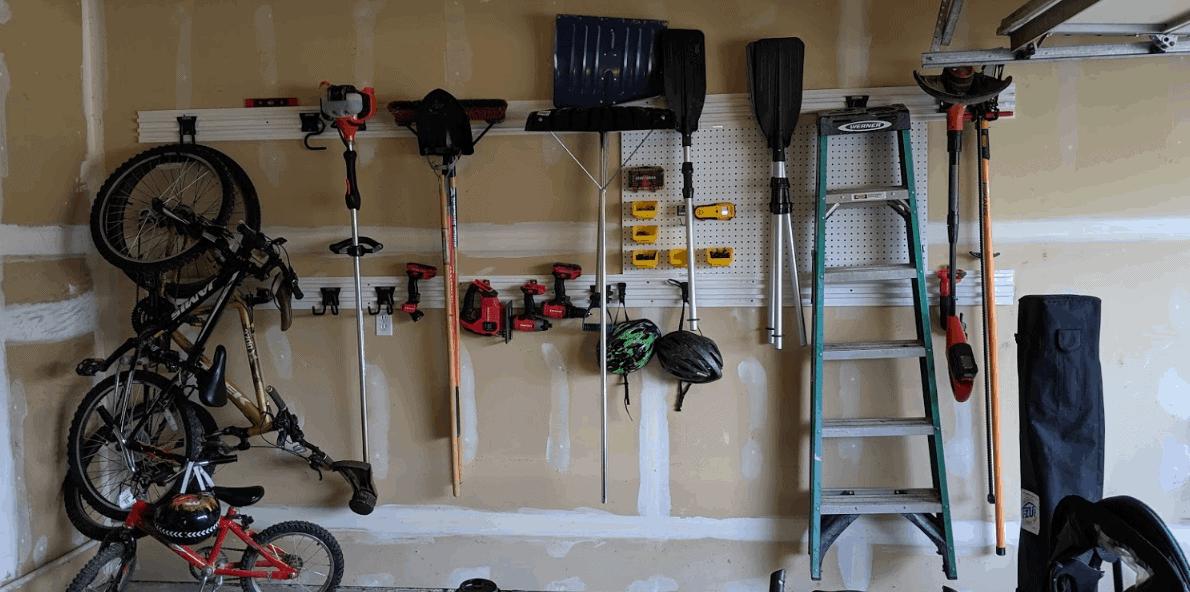 Craftsman Versatrack in Garge