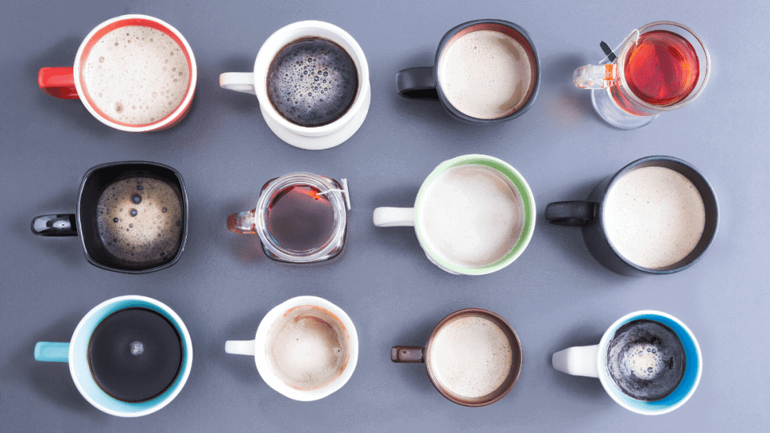 Different Brewing Methods Give Different Caffeine Content