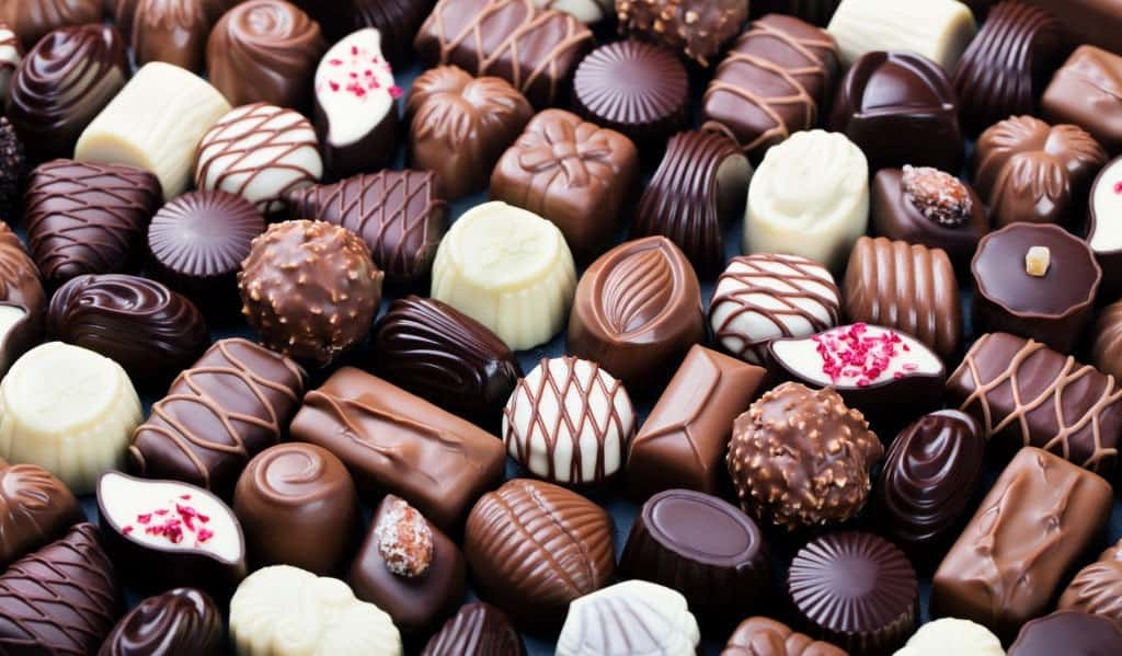 21+ Top Things to Sell at School and Selling Process Chocolates