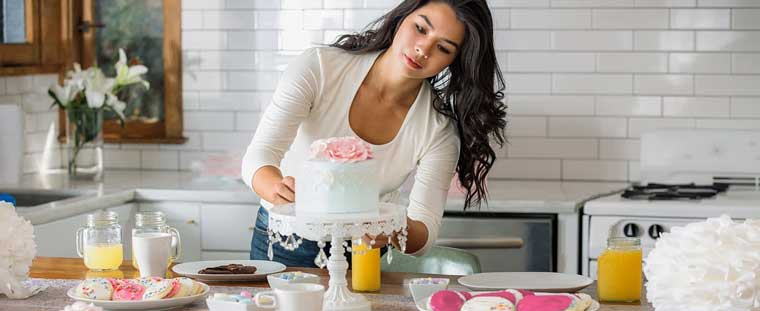 How To Make A Home business Making Cakes As A Teenager? Be the best, the first, or the only one how to make cake