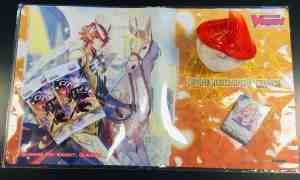 Cardfight Vanguard Divine Radiance Sneak Preview Prizes