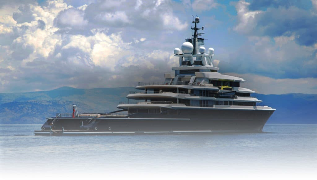 Horizon Naval Architects Home Banner Image