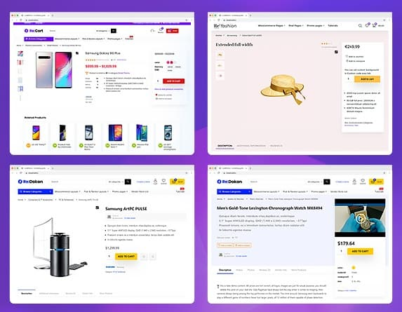 REHub Theme Unique product styles