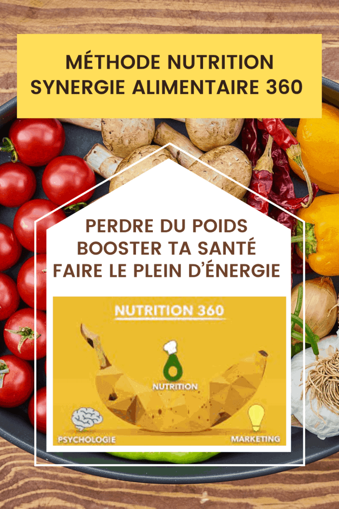 Programme nutrition Synergie alimentaire 360