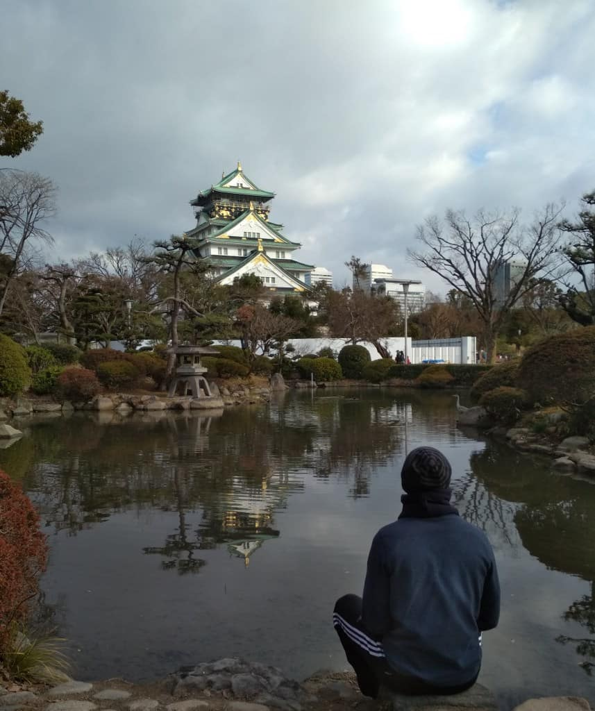 Osaka Castillo Osaka - Osaka, how to get there and what to see?