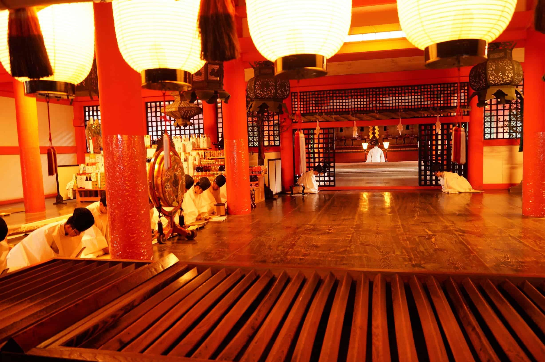 Los monjes de Miyajima - Lo mejor de la isla de Miyajima, un día de visita al gran Torii
