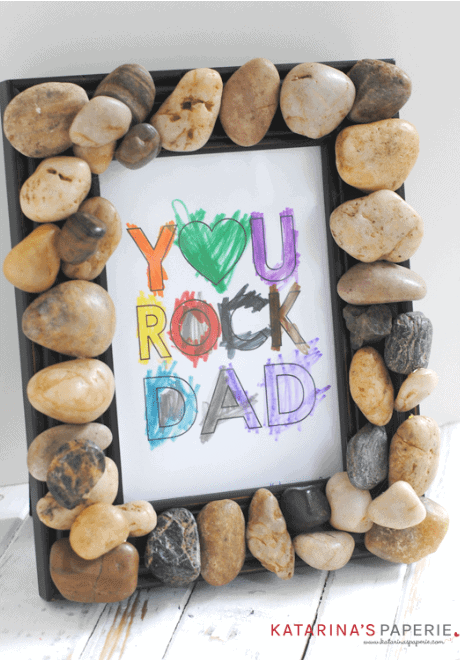 Rock coloring sheet