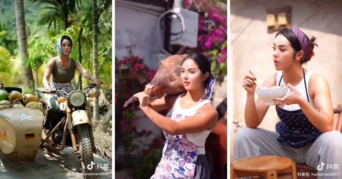 Huna Onao, Who is the Chinese Viral Girl