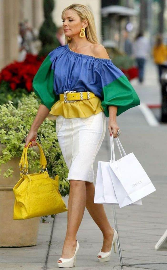 Samantha Jones Best Outfits