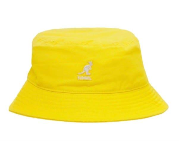 Cotton Washed Bucket Hat Kangol