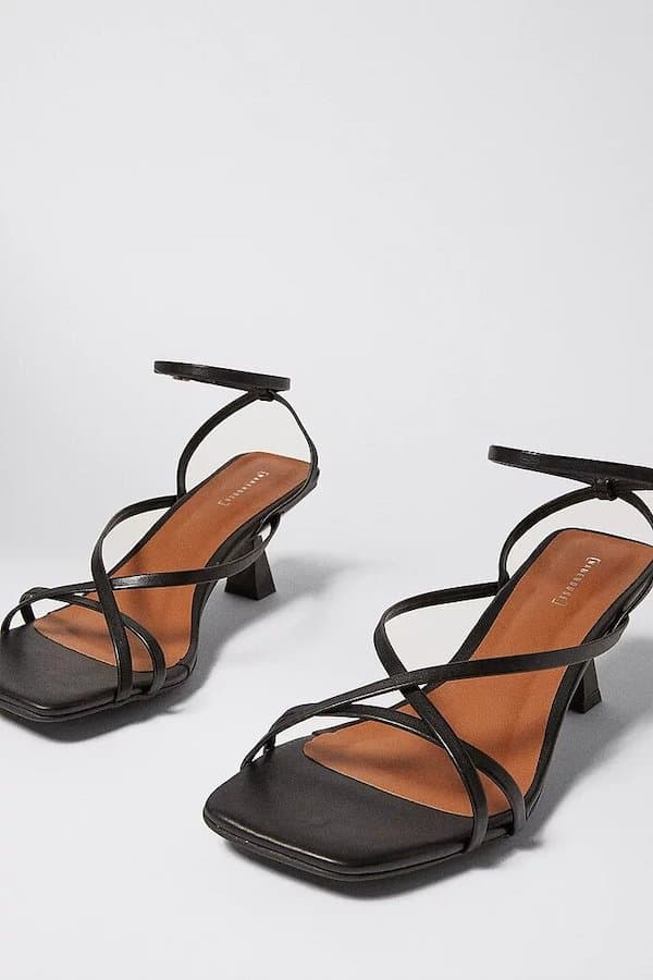 Warehouse Strappy Heeled Sandals
