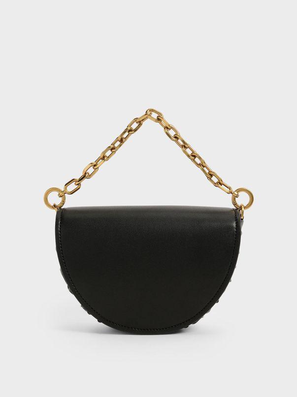 Half Moon Chain Bag, £69, Charles & Keith