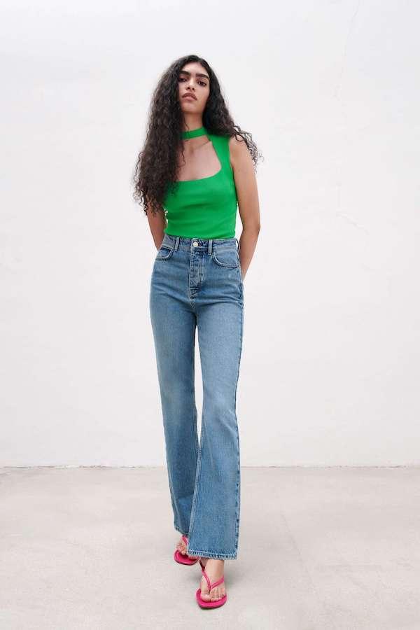 Zara Z1975 Bootcut Jeans