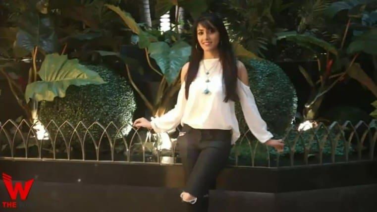 Anju Jadhav (Actress)