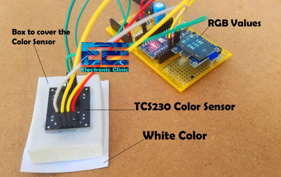 TCS230 Color Sensor