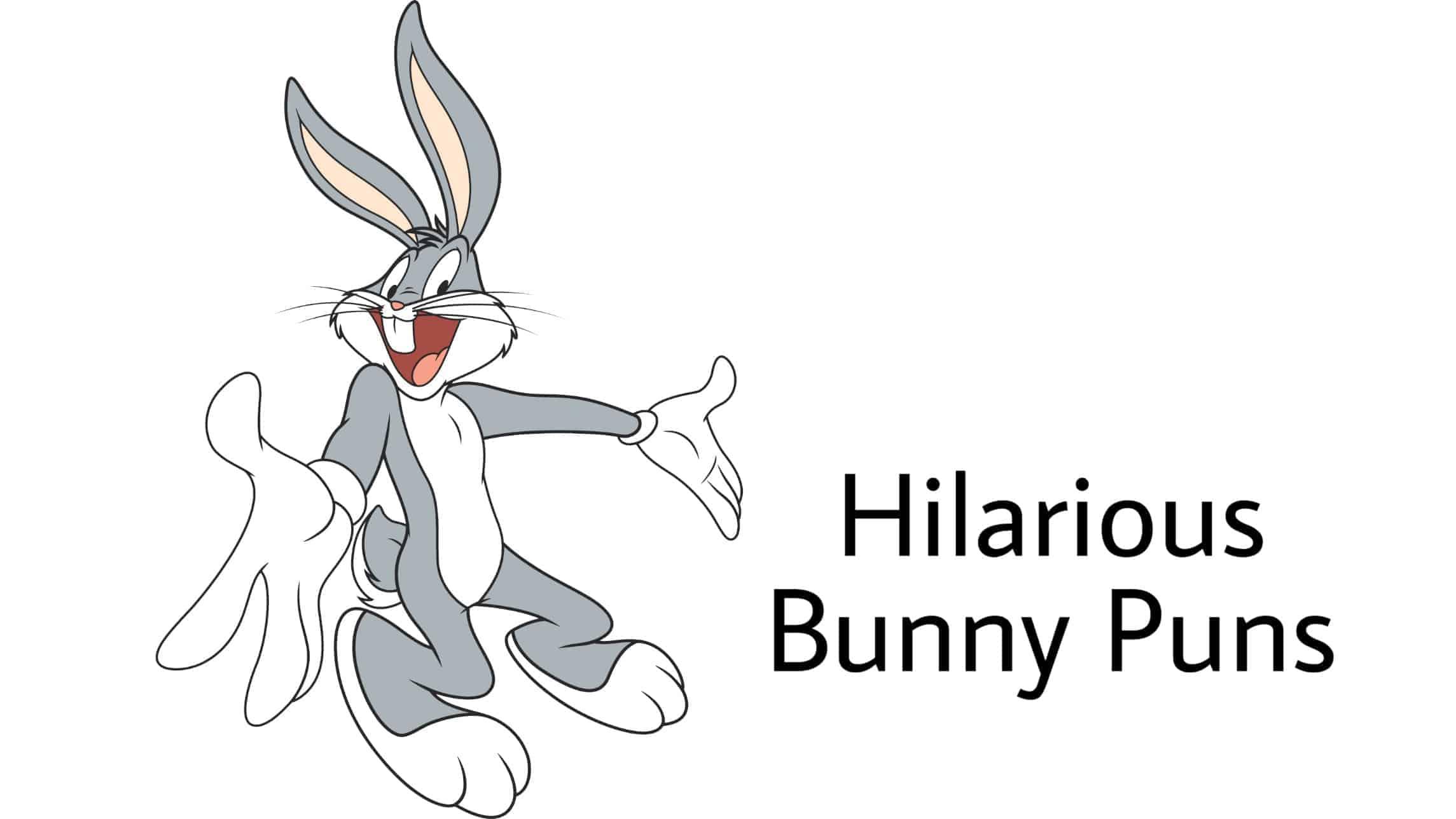 funny bunny puns